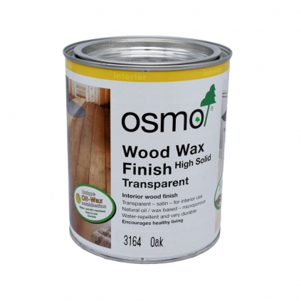 Osmo Wood Wax Transparent Colours