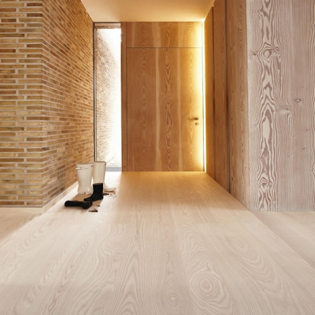 Ash Andante White Plank