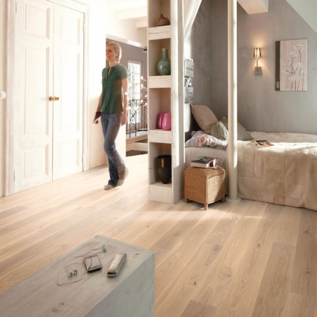 Oak Animoso White Plank 138
