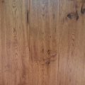 Solid Antique Oak Stained Plank