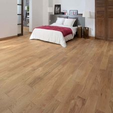 Solid French Oak Plank Natural Oil Finish